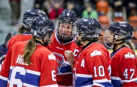 CWHL | A Stride in the Right Direction