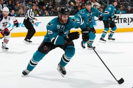 ROSTER UPDATE: Canadiens Claim Forward Mike Brown Off Waivers from San Jose