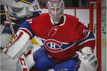 OPINION | Habs Should Consider Trading the Core, Including Carey Price