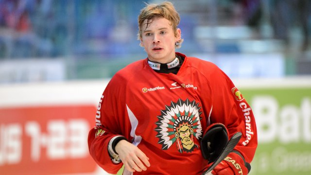 Artturi Lehkonen (Photo by Frolunda Indians)