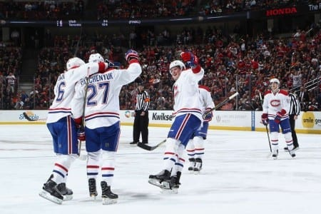 RECAP | Canadiens – Ducks: Enjoying an Injection of Youth