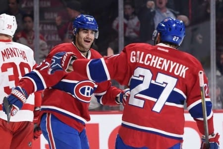 RECAP | Red Wings – Canadiens: A Little Chemistry
