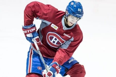 ROSTER UPDATE | Canadiens Sign Defenseman Tom Parisi to Two-Year Deal
