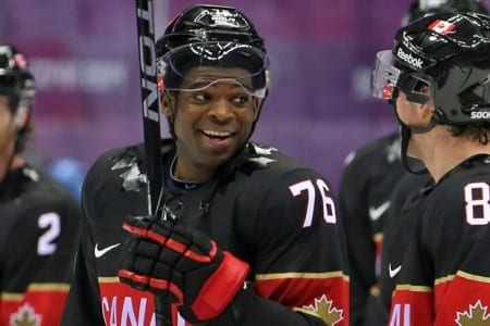 Will P.K. Subban Play in the World Championships?