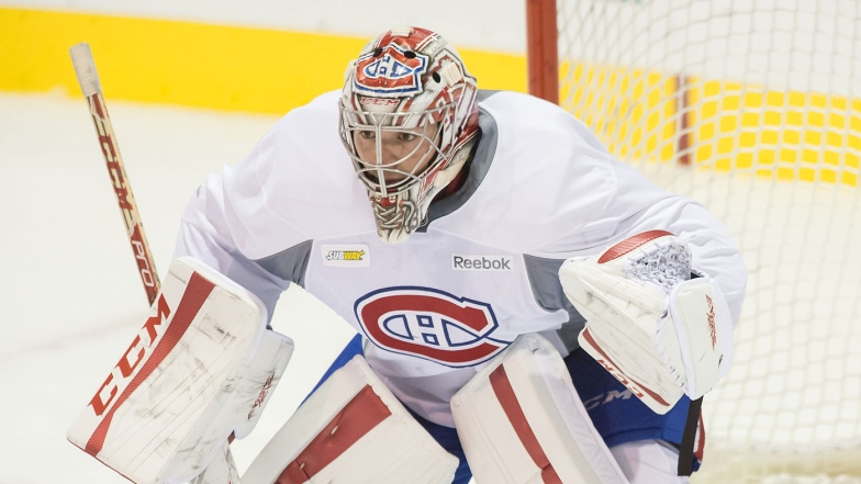 Carey Price (Photo by RDS)