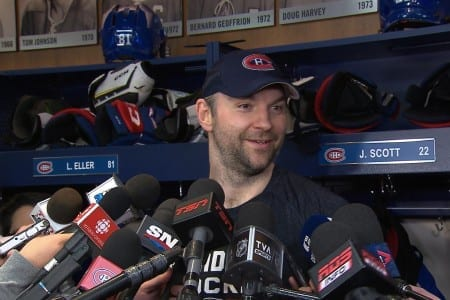 FEATURE | John Scott the Movie, Comes to Montreal