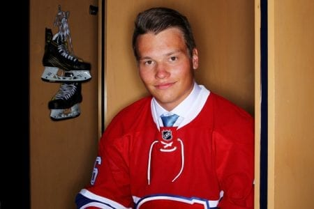 ROSTER UPDATE | Canadiens Sign Defenceman Mikhail Sergachev to Three-Year Deal