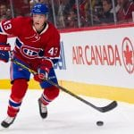 ROSTER UPDATE | Canadiens Sign Forward Daniel Carr to Two-Year Deal