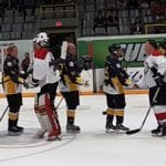 Charity Game Raises Money for Military Families