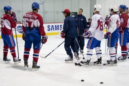 Canadiens 2016 Training Camp Opens Thursday