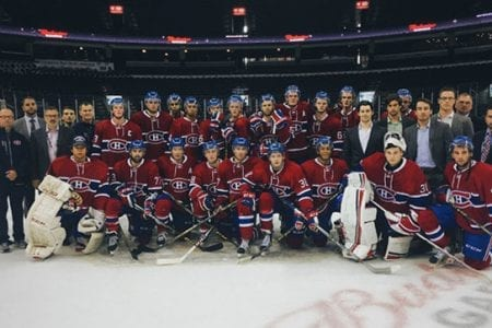 Canadiens 2016 Rookie Camp Opens Thursday