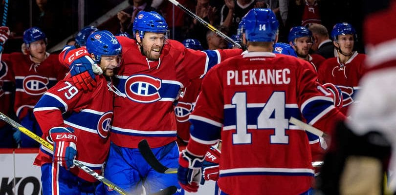 RECAP   Coyotes – Canadiens: Weber Takes Charge