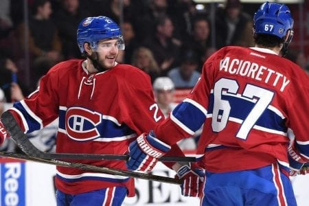 FEATURE | Habs Season Will Open With a Legitimate Top Six