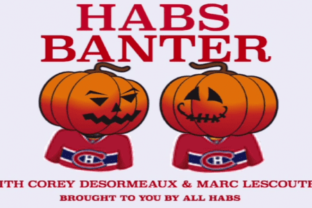 Habs Banter [S2:E2] | Make Anthem Singers Great Again! [Podcast]
