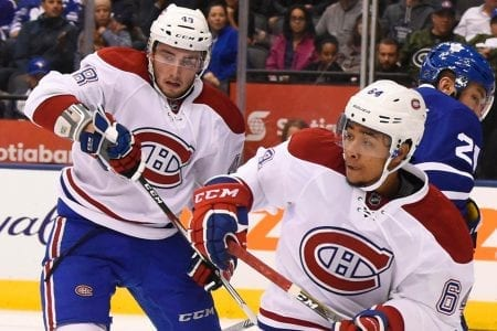 ROSTER UPDATE | Canadiens Cut Nine More, Including Scherbak, Hudon, Lindgren