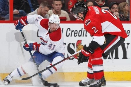 RECAP | Canadiens – Senators: Three Points for Byron, Habs Beat Sens in OT