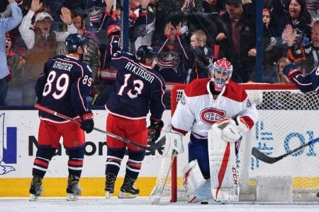 RECAP | Canadiens – Blue Jackets: Predictable and Embarrassing