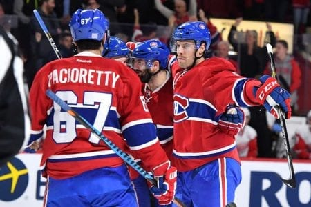 RECAP | Red Wings – Canadiens: A Dominating Force at Home