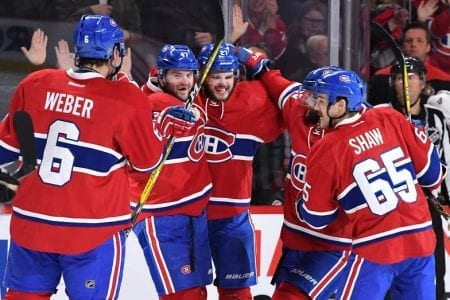 At the Quarter Post, No Need to Panic for Canadiens