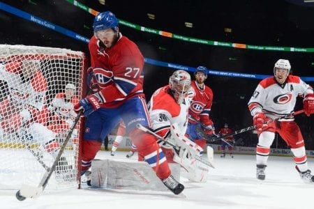 RECAP | Hurricanes – Canadiens: A Confidence Boost