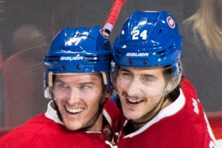 Supporting Cast Key to Canadiens Early Success