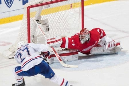 RECAP | Canadiens – Red Wings: Price Frustrates Wings