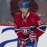 When Healthy, Where Does Redmond Fit in Habs Lineup?