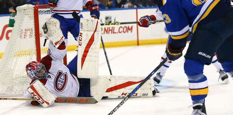 RECAP | Canadiens – Blues: Taking a Point From St. Louis