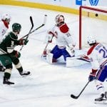 RECAP | Canadiens – Wild: Spectators in White