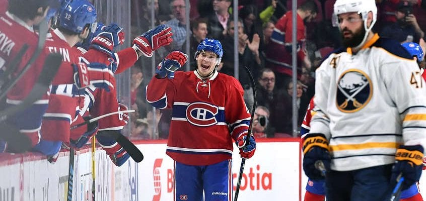 FEATURE | Canadiens Depth is Key to Cup Run