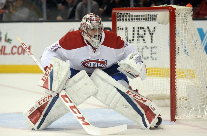 lowest price 0cc4f 6a028 ROSTER UPDATE | Canadiens Sign Goaltender Carey Price to ...