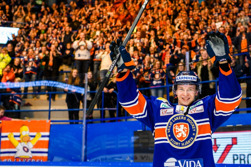 Should the Canadiens Take a Chance on SHL Stars? | All Habs Hockey Magazine