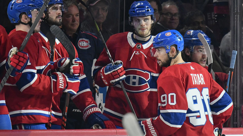 Canadiens Connection Podcast [S1/E23]   Gallagher, Tatar, Niemi, Habs Trade Deadline