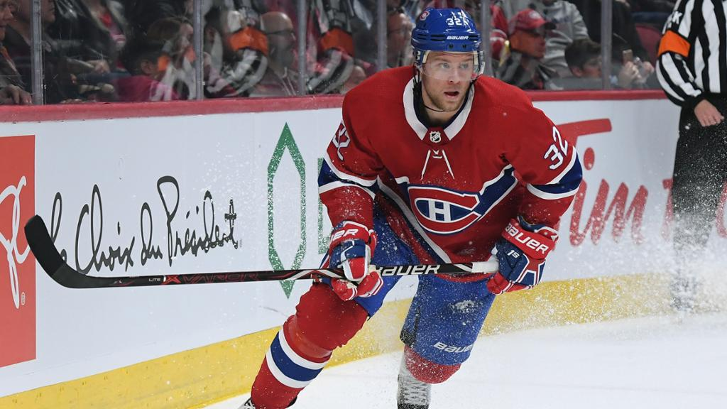 Canadiens Sign Defenceman Folin to One-year Contract