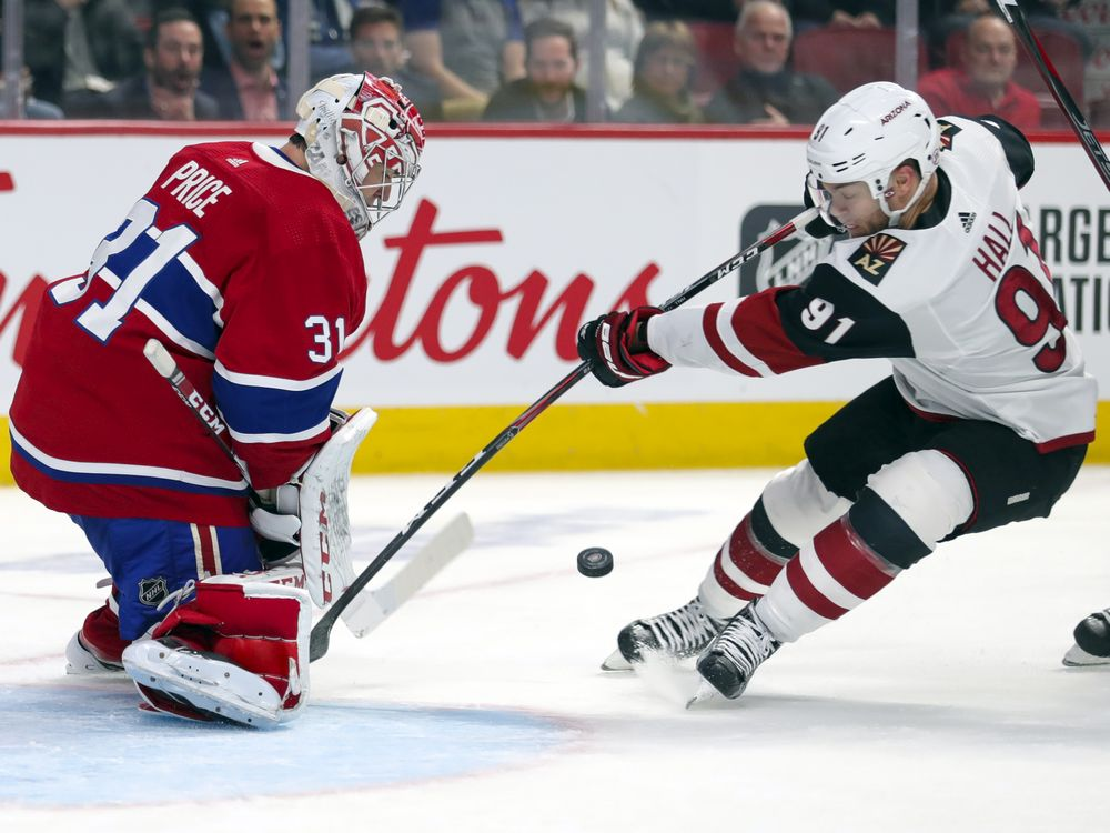 Will Montreal Canadiens Go After Taylor Hall In Free Agency All Habs Hockey Magazine